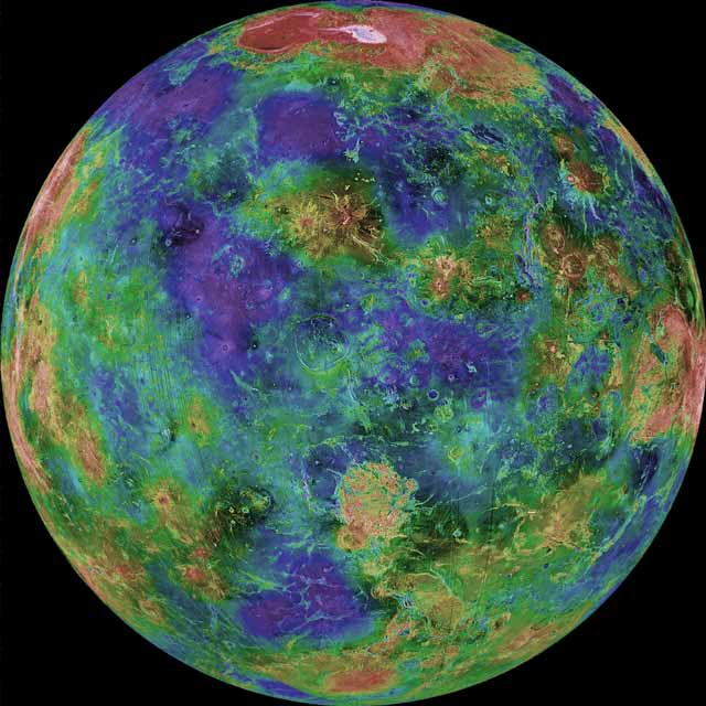 essay on venus planet