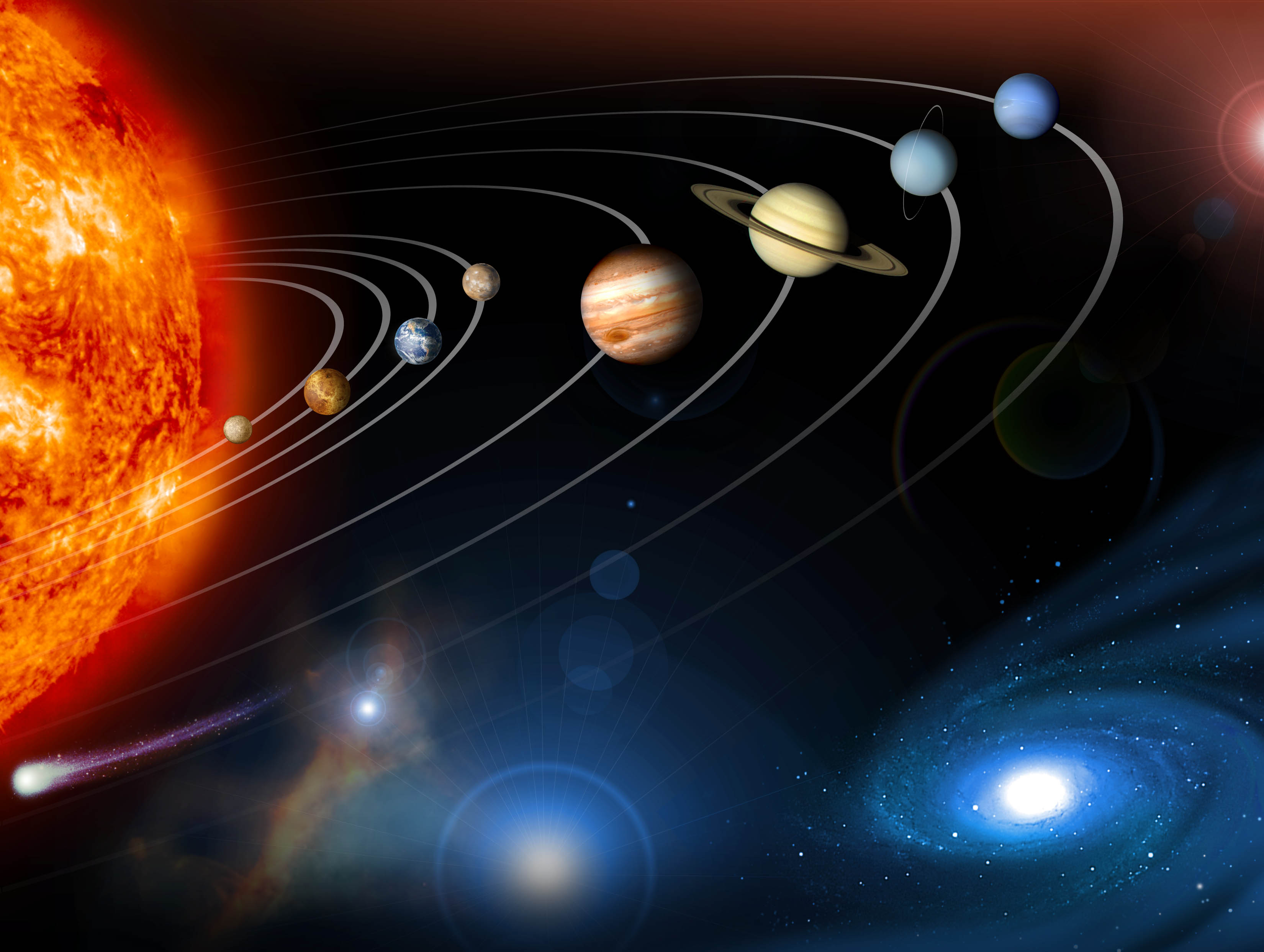 Solar System Photojournal Graphic