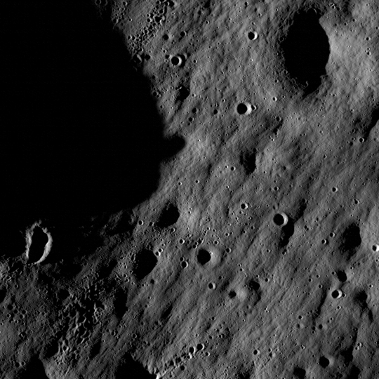 LRO First Images