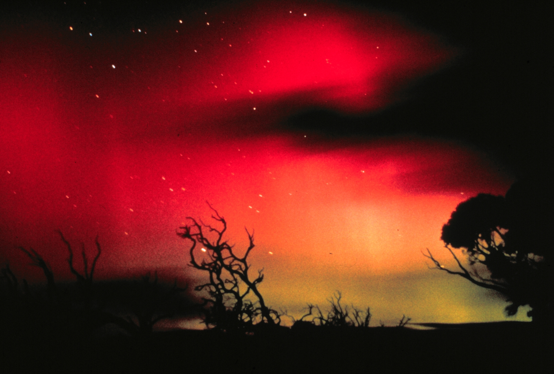 Images of Wallpaper Name Southern Lights - #SC