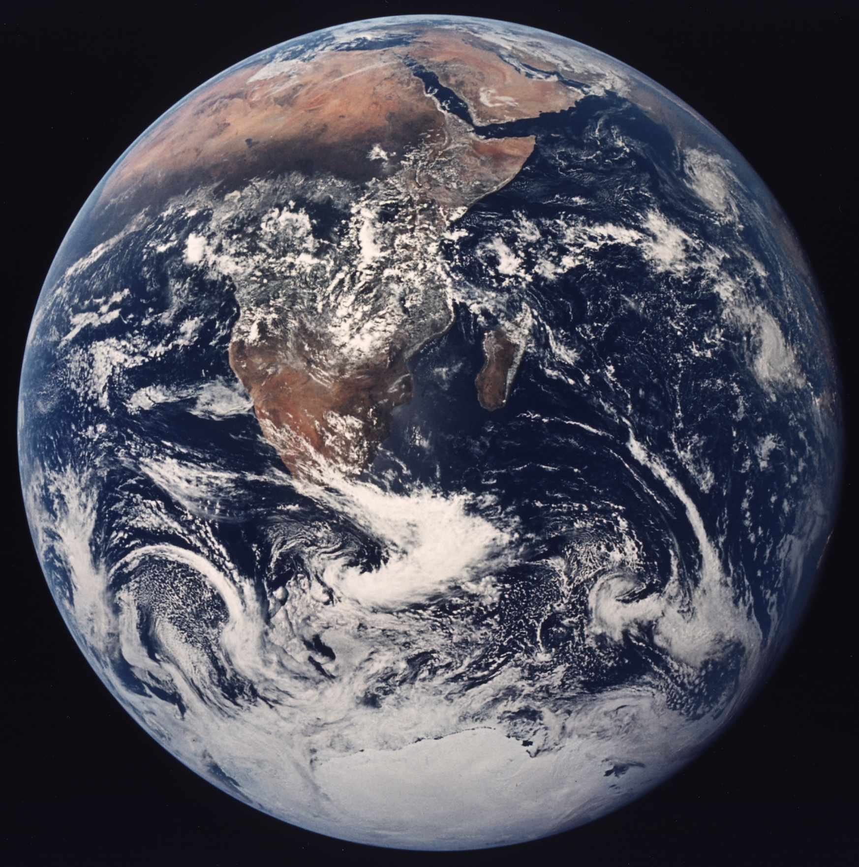 Earth Pictures of Earth in December