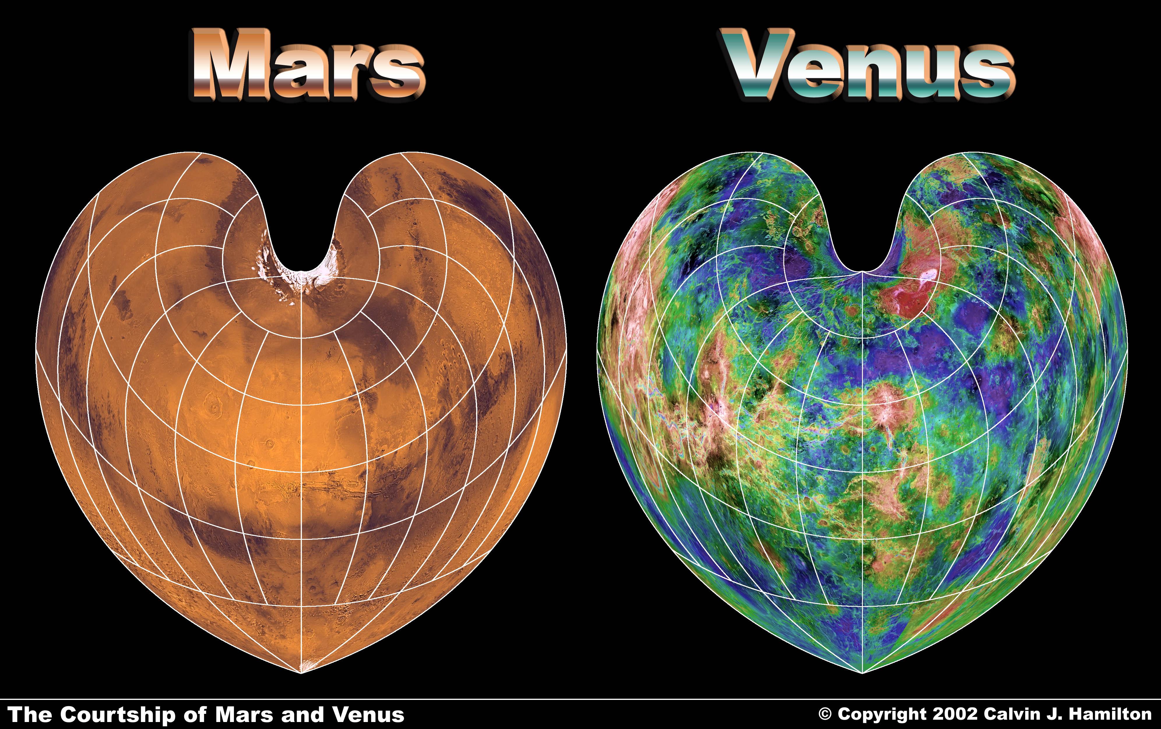dating mars and venus
