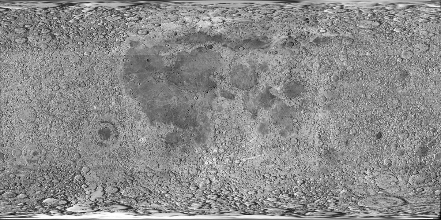 Lunar Image Map