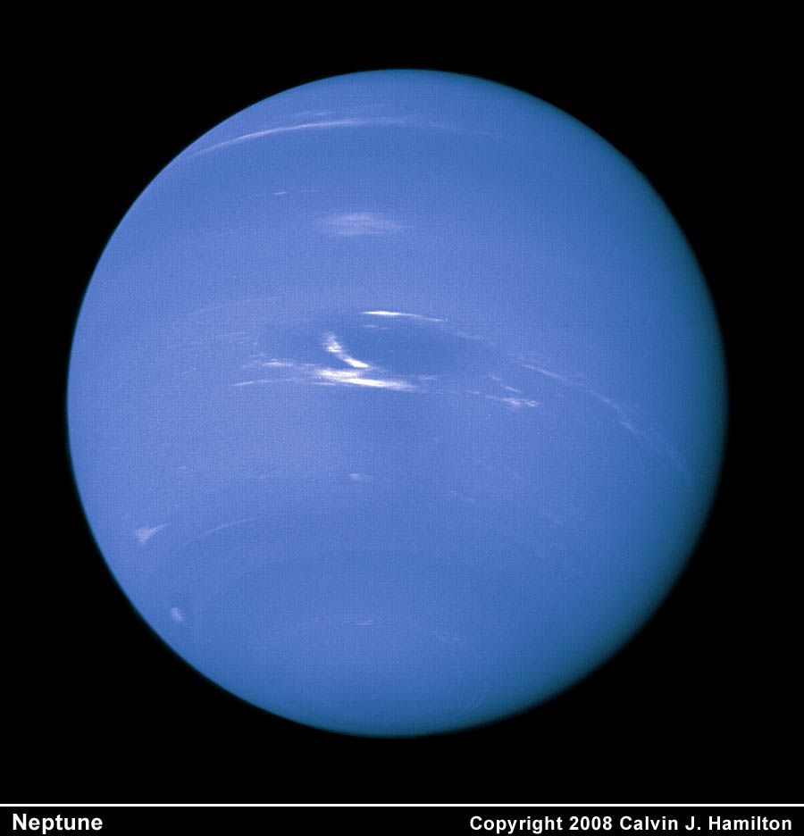 size of planet neptune - photo #2