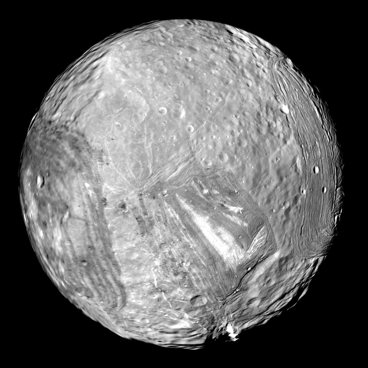 internal uranus moon miranda - photo #16