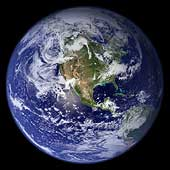 'Blue Marble' from the web at 'http://solarviews.com/eng/../thumb/earth/bluemarblewest.jpg'