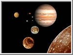 'The Jovian System' from the web at 'http://solarviews.com/eng/../thumb/jup/jupsystm.jpg'