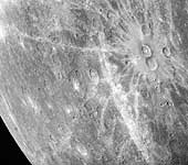 Bright Rayed Craters
