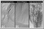 Clues Regarding the Relative Youth of Martian Gullies