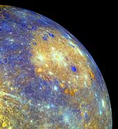 Caloris Basin—in Color!