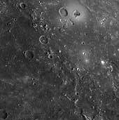 MESSENGER Discovers Volcanoes on Mercury
