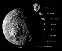 Vesta Sizes Up