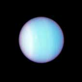 Hubble Image of Uranus
