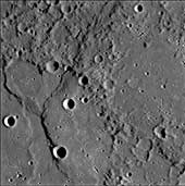 why do we think mercury has so many tremendous cliffs