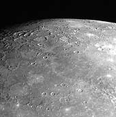 MESSENGER Looks to the North