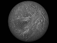 Animation of Saturn's Moon Dione